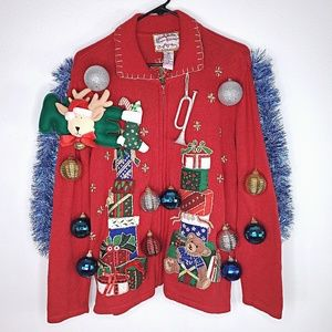 Ugly Christmas Sweater Size Medium